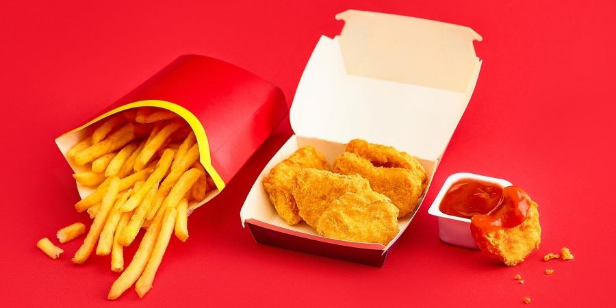 McDonalds kipnuggets