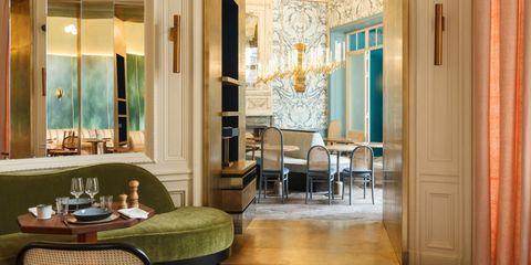 restaurants parijs
