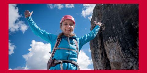 Adventure, Mountaineer, Mountaineering, Fun, Sky, Recreation, Travel, Tourism, Tree, Happy,
