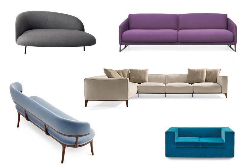 Divani In Pelle Ad Angolo Moderni.14 Divani Moderni Di Design Per Arredare Living E Soggiorno Con Classe