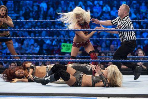 pro wrestling   wwe smackdown