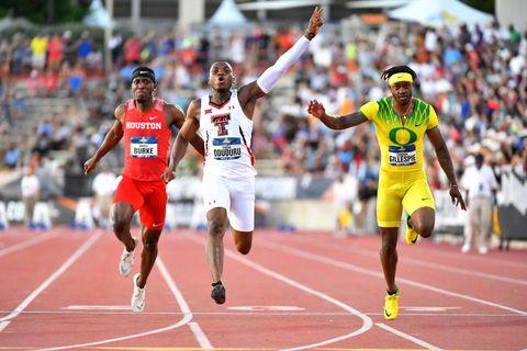 Divine Oduduru, el nigeriano es una nueva estrella de la velocidad