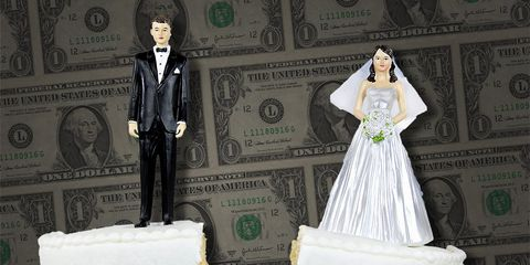 Money ruining marriages