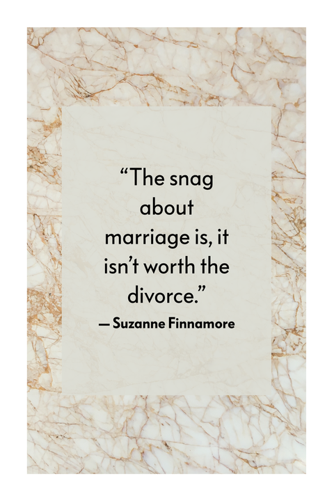 After divorce quotes marriage Divorced Men
