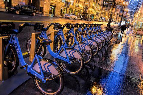 Divvy Bike Share Chicago