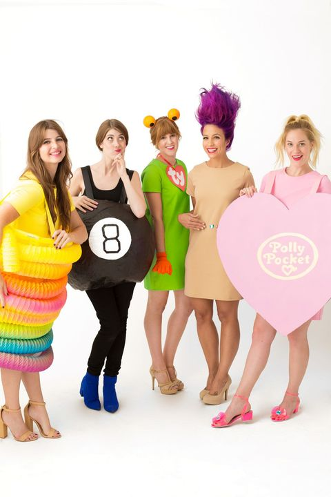 90s Costumes For Halloween Outfit Ideas Inspired By The