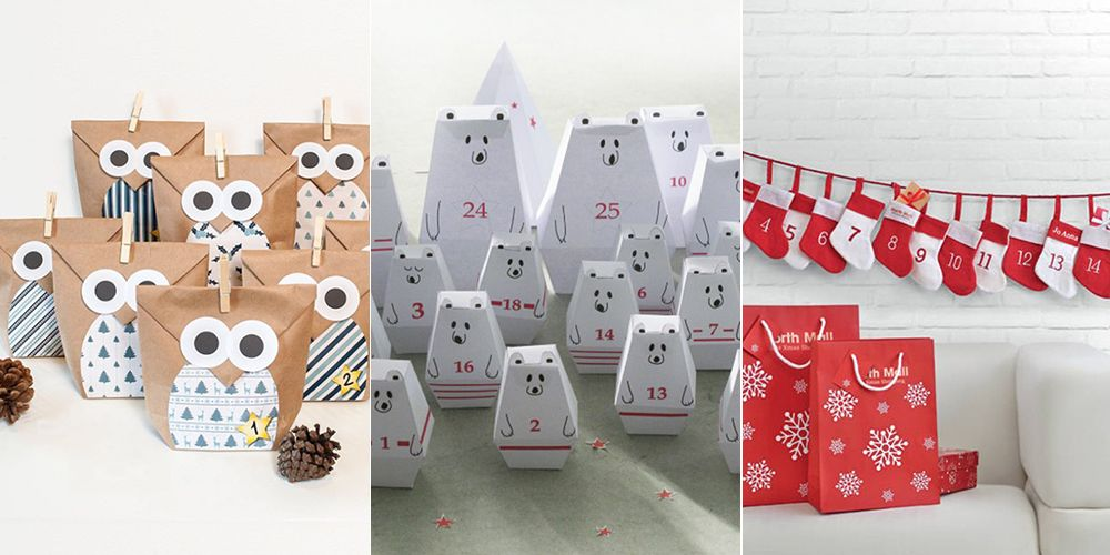 Best Diy Advent Calendars
