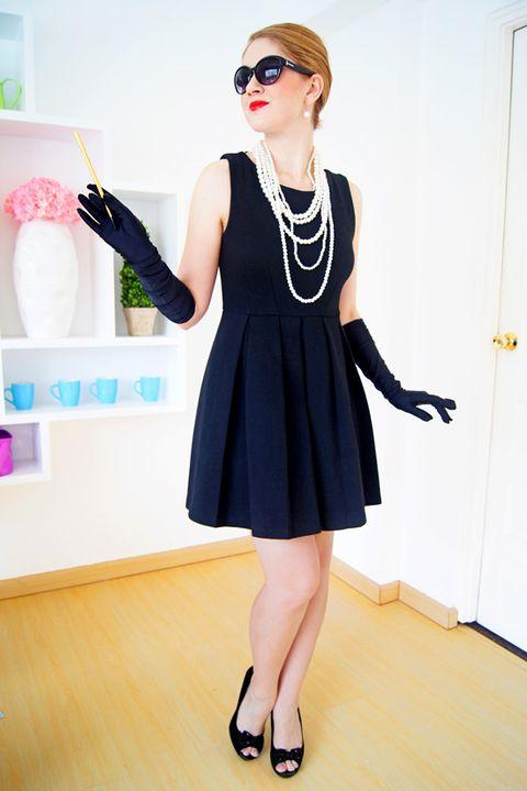 Easy Audrey Hepburn Costume