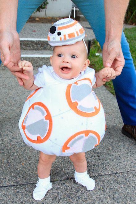 bb-8 baby star wars costume