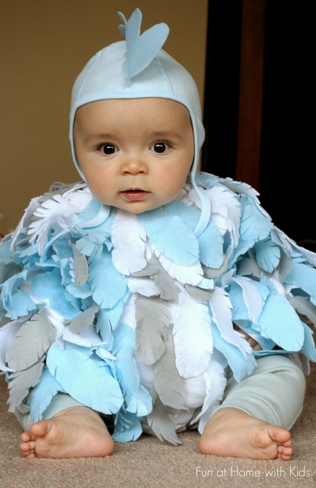 Cute DIY Baby Halloween Costume Ideas - Best Homemade Infant Halloween Costumes  sc 1 st  Redbook : baby costume diy  - Germanpascual.Com