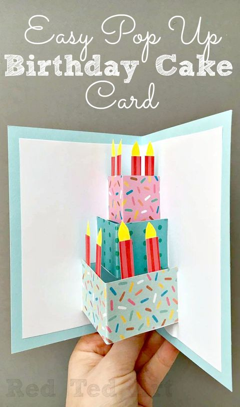 Fabulous 21 Diy Birthday Card Ideas Cute Birthday Card Ideas You Can Make Personalised Birthday Cards Rectzonderlifede