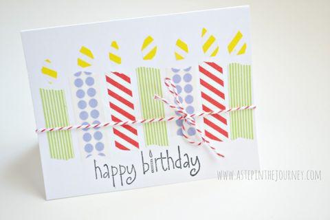 21 Diy Birthday Card Ideas Cute Birthday Card Ideas You