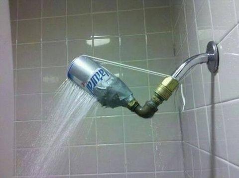 Water, Tile, Room,