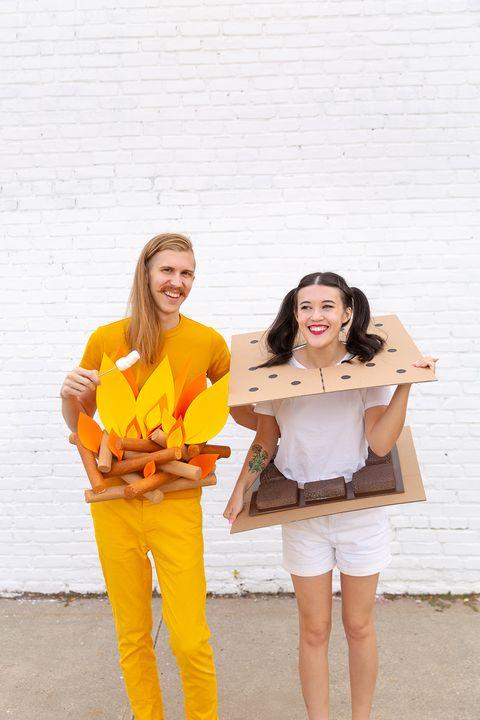 diy best friend costumes