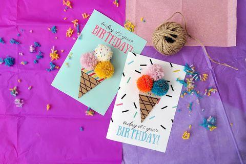 21 Diy Birthday Card Ideas Cute Birthday Card Ideas You Can Make