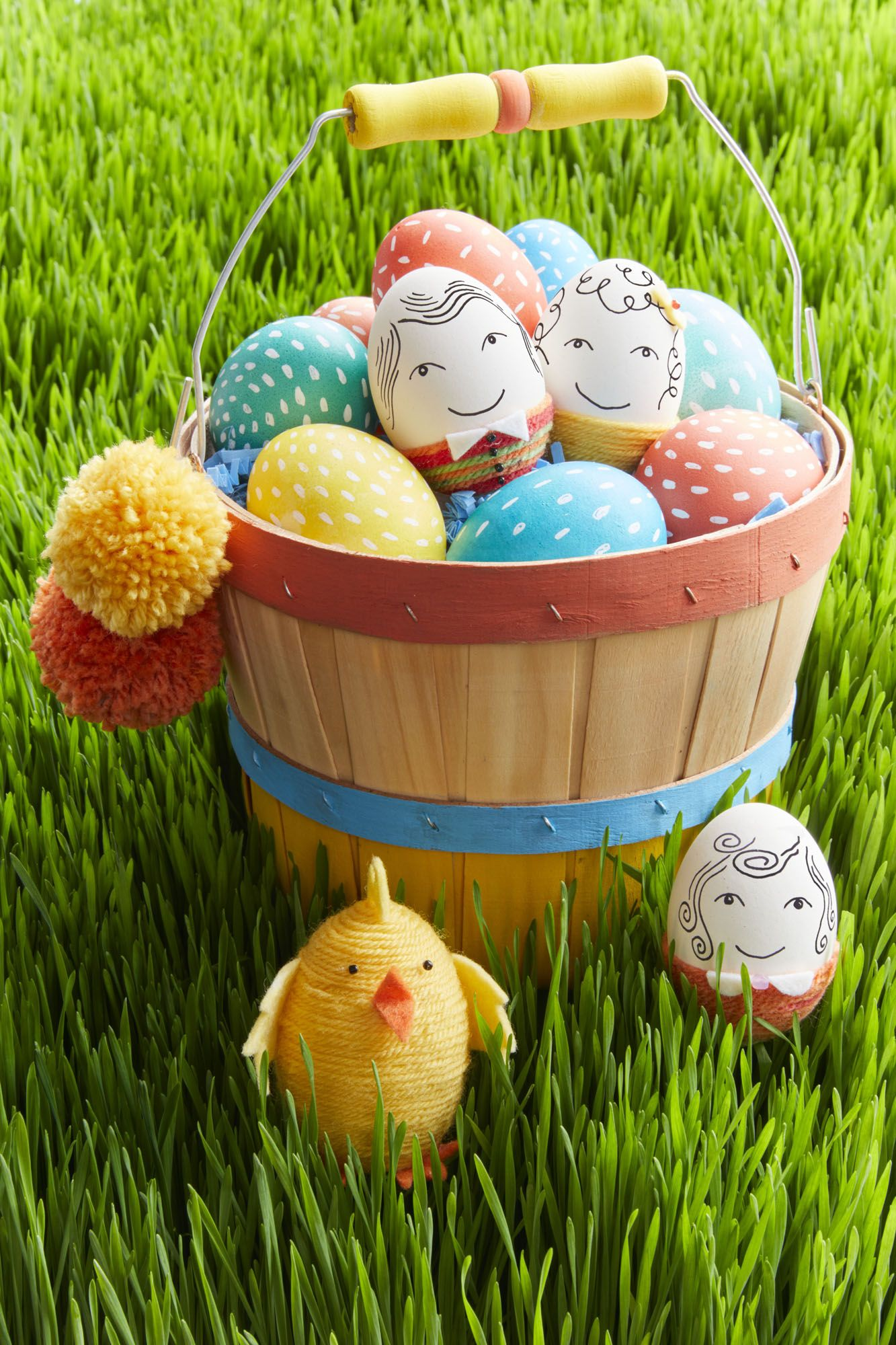 38 easy easter crafts diy ideas for easter womansday solutioingenieria Gallery