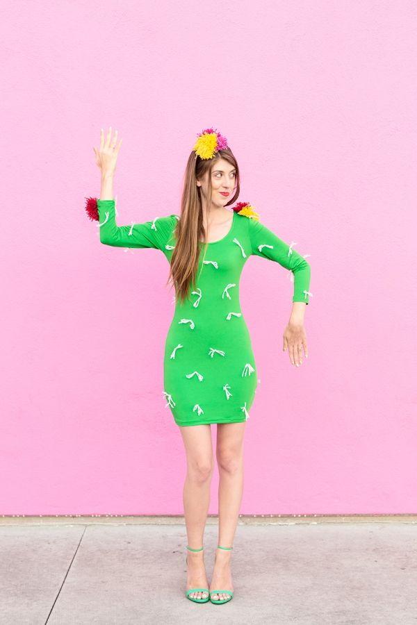 Cactus Emoji Costume