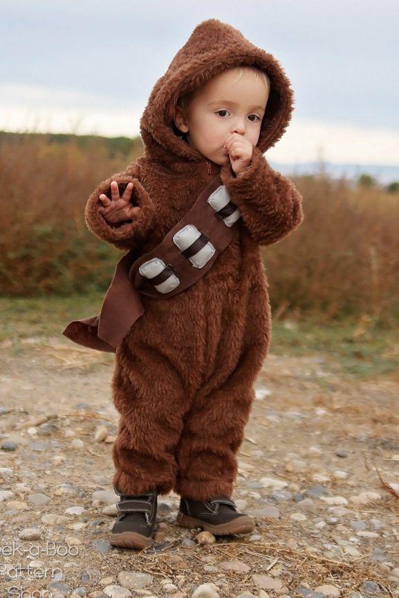 chewbacca wookie costume