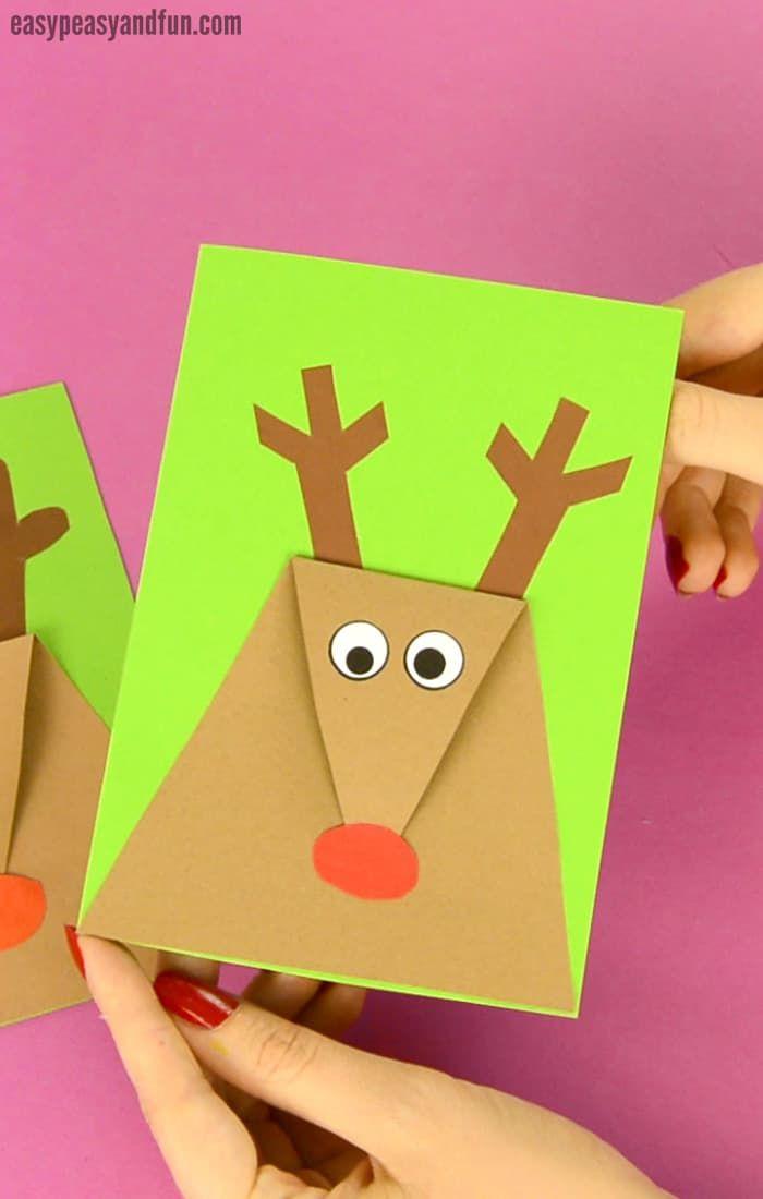 36 DIY Christmas Cards - How to Make Homemade Holiday Cards