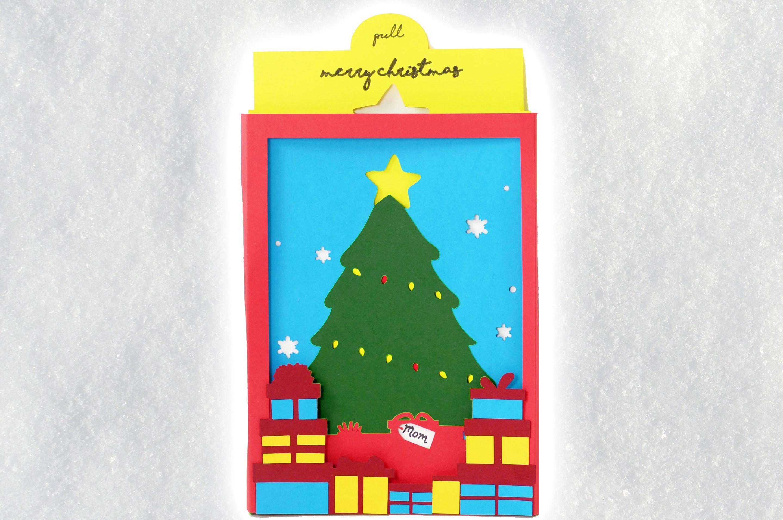 5 DIY Christmas Cards - Homemade Christmas Card Ideas 5