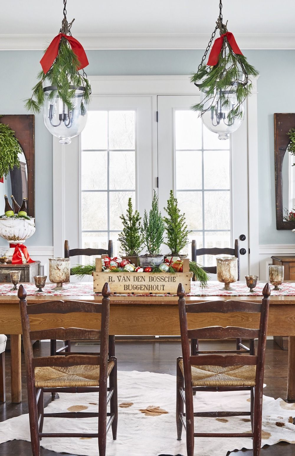 25 Best DIY Christmas Centerpiece Ideas , Easy Holiday