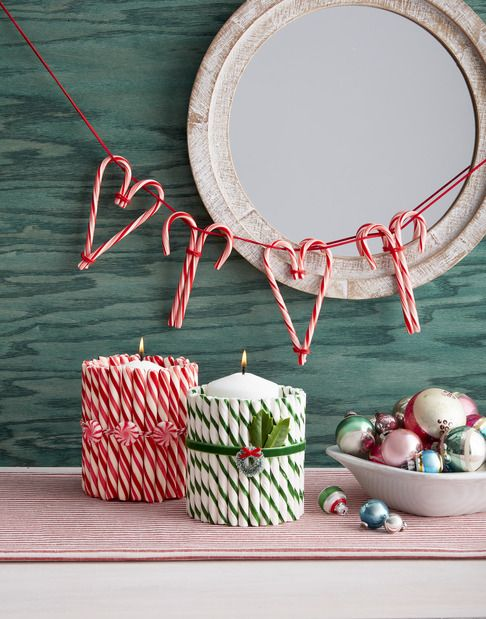 2 Card Hangers Christmas Garlands 8 Foot Jute Garland Home or Office Decoration Natural Jute Cord Picture Holders 2 Picture Hangers
