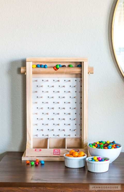 diy christmas gifts candy dispenser