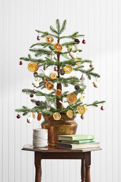 DIY Christmas Ornaments Citrus