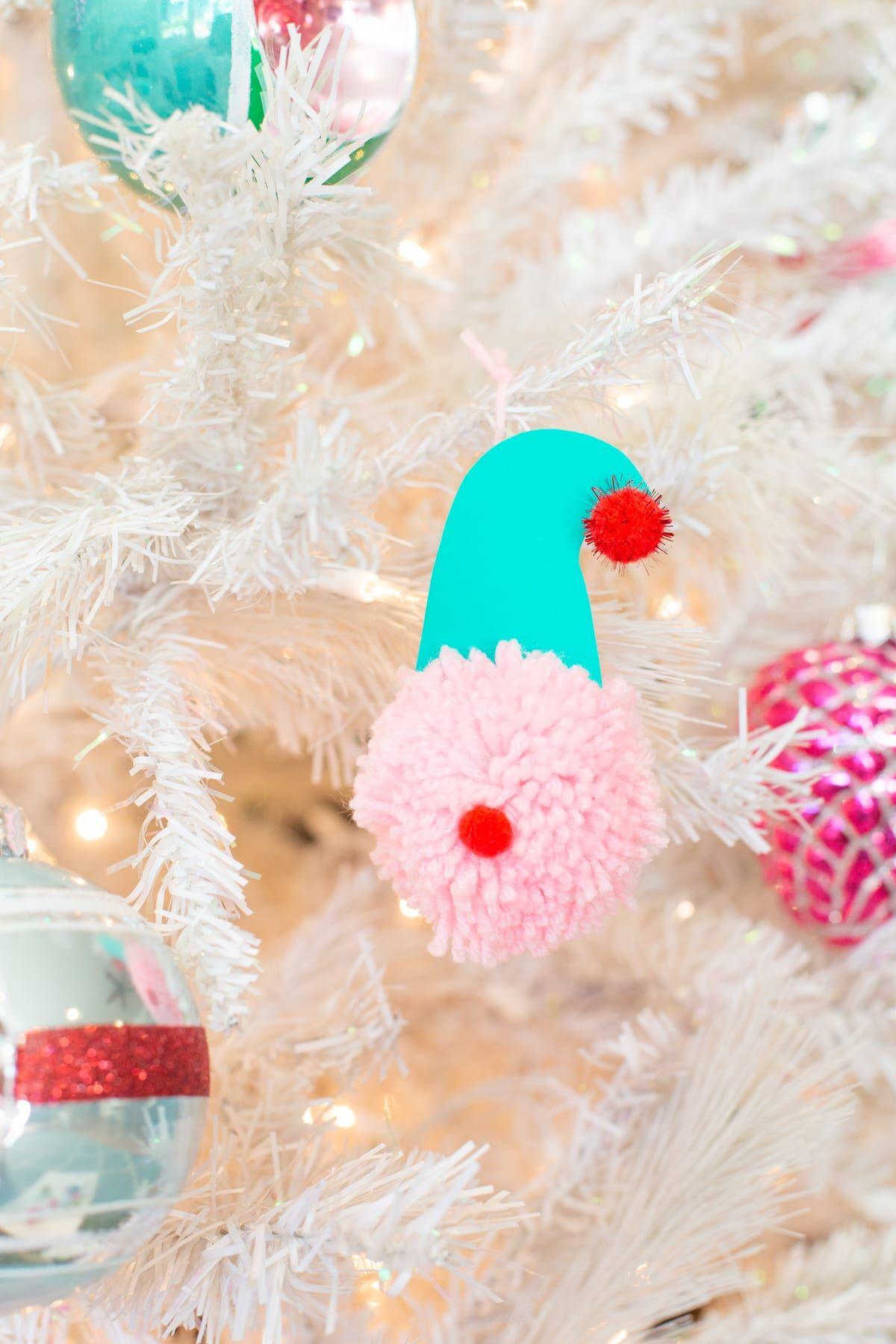 20 DIY Christmas Ornaments   Best Homemade Christmas Tree Ornaments