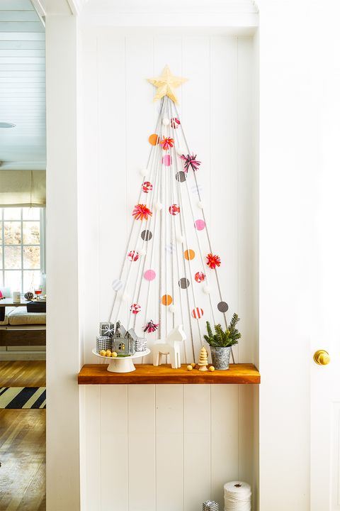 small diy christmas tree