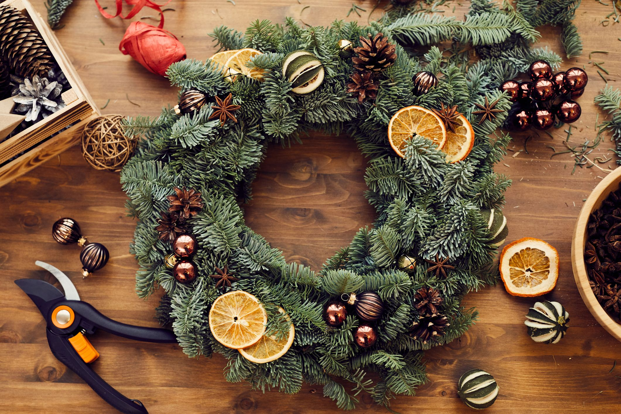 Diy Christmas Wreath Kits To Try At Home