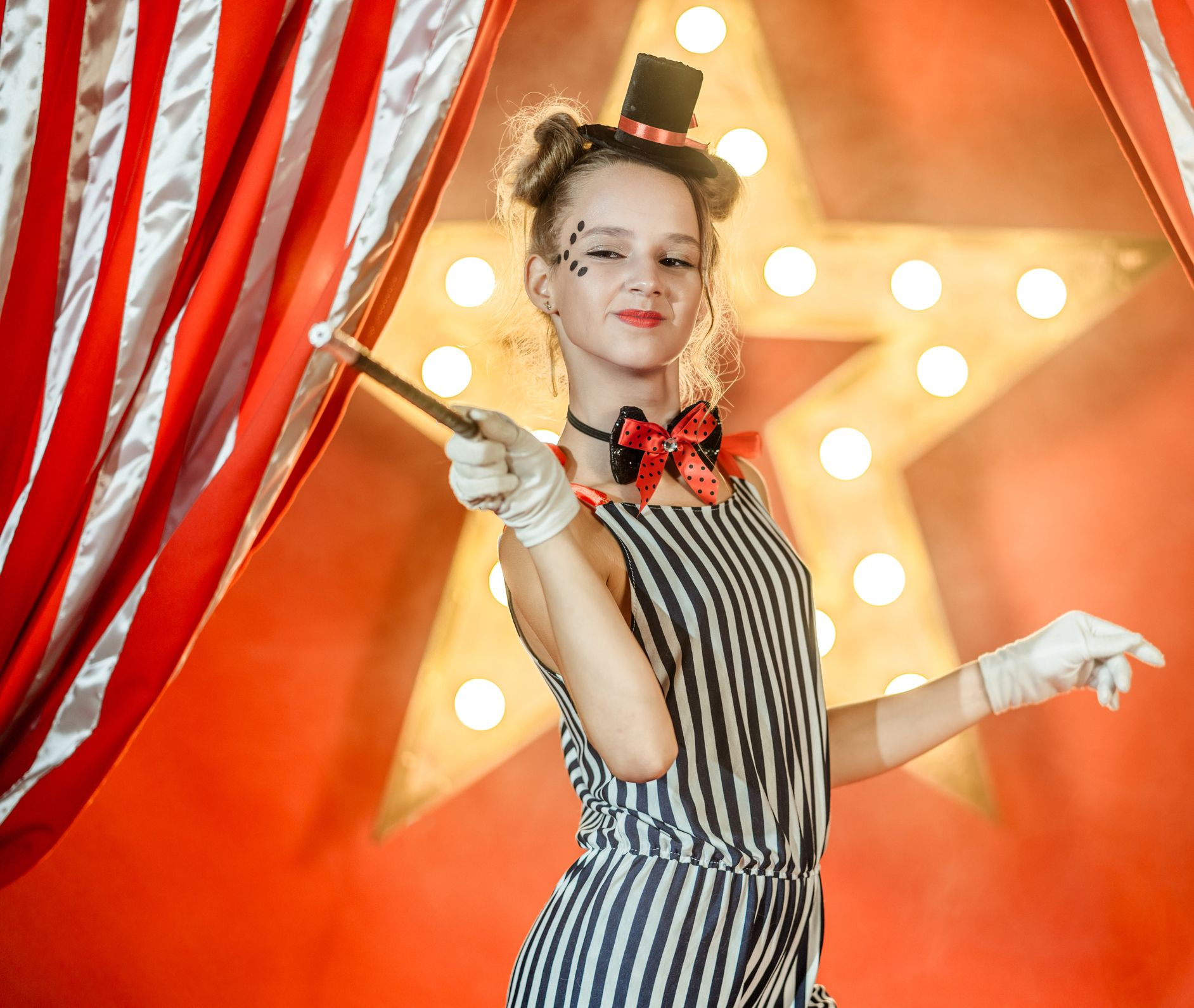 15 DIY Circus Costume Ideas for the Most Spectacular Halloween on Earth