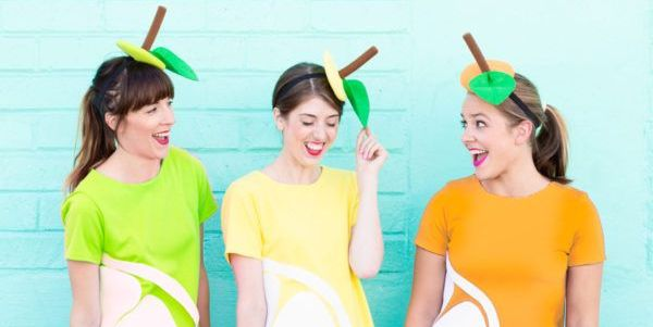 Grab Two Friends Because These Costumes For 3 People Are The Cutest