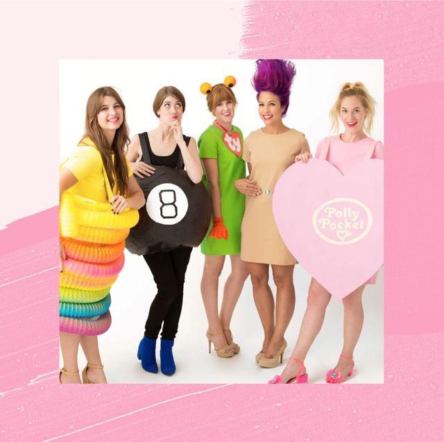 28 Diy College Halloween Costumes Girls Halloween Costume Ideas