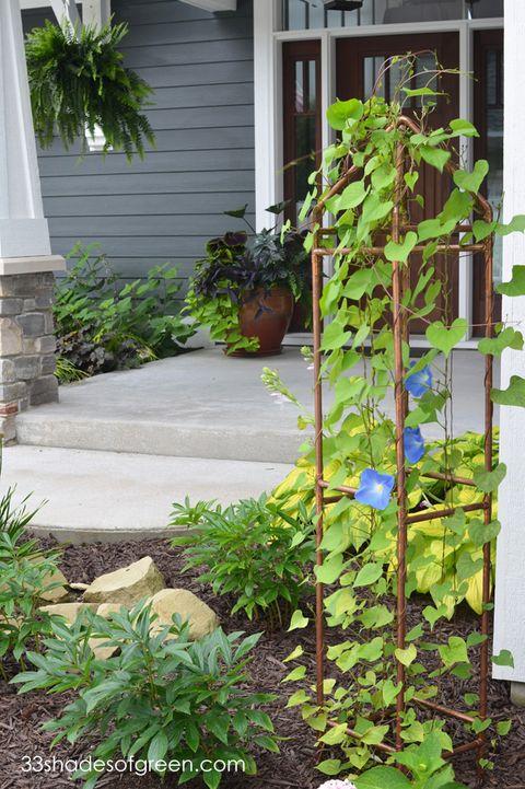 22 Best Diy Trellis Ideas Easy Garden Trellis Project Designs