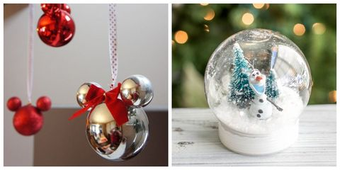 Diy Disney Christmas Decorations