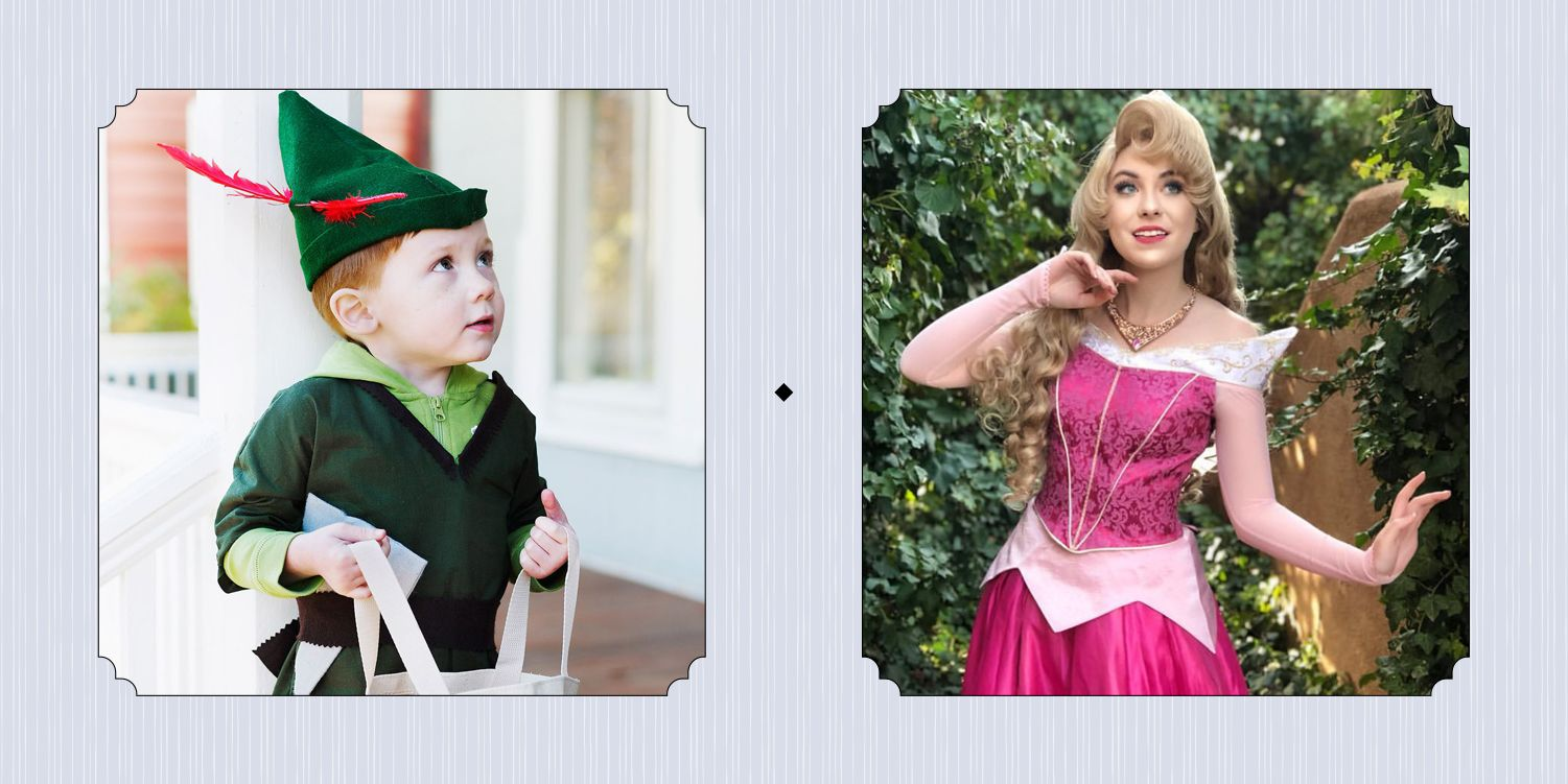 40 Diy Disney Costumes For Kids Adults Easy Disney Costumes