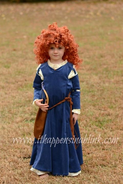 diy disney costumes merida