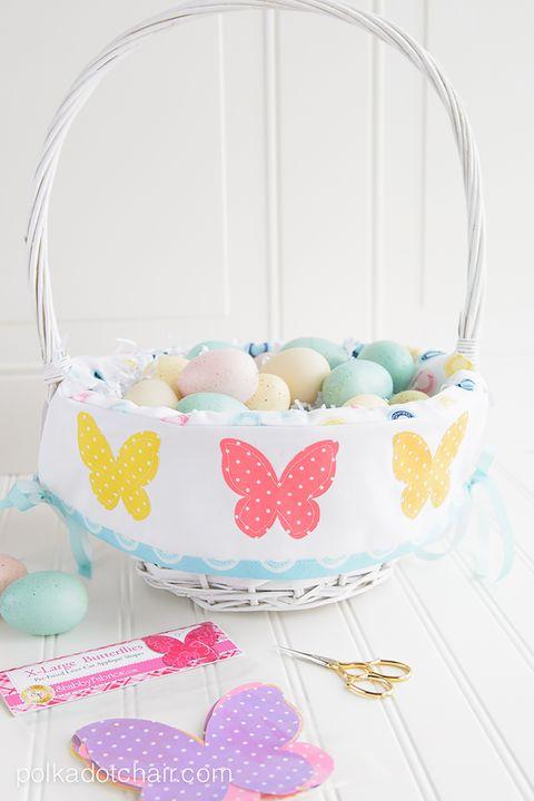 40 Best Easter Basket Ideas Diy Easter Baskets For Kids