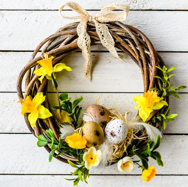 diy easter wreath ideas