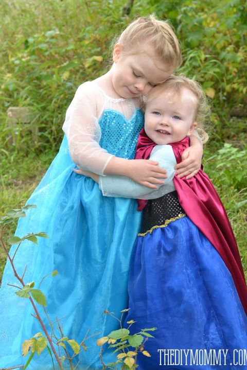 19 Sister Halloween Costumes - How to Make DIY Costumes for ...