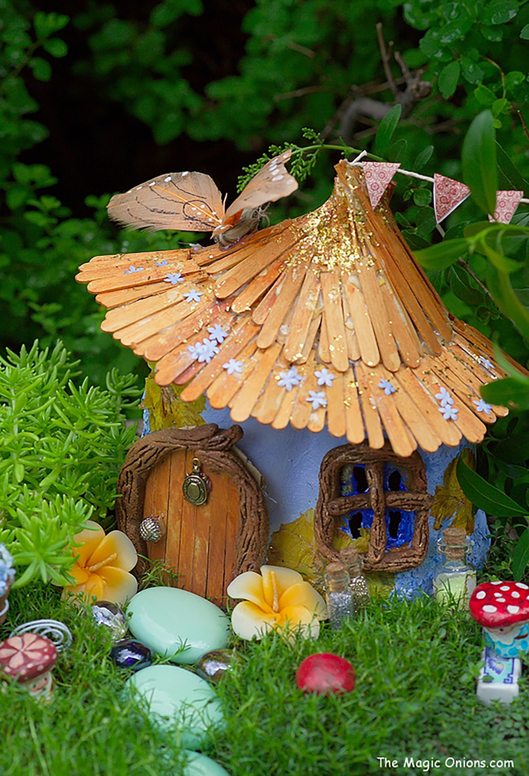 Genial Diy Fairy Garden Ideas