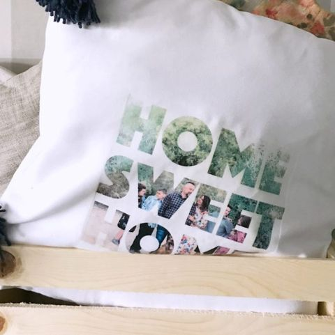 diy fathers day gift pillow