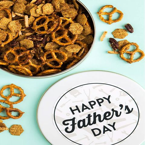 diy fathers day gifts sweet and savory trailmix