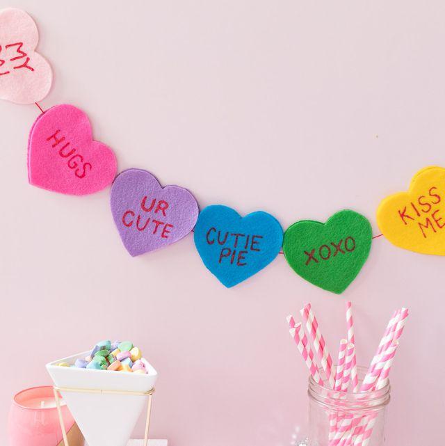 valentine's day heart crafts