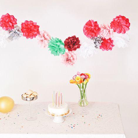 Diy Floral Garlands How To Make Flower Garlands For
