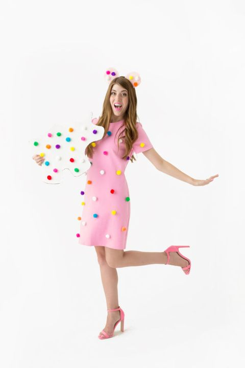frosted animal cookie costume