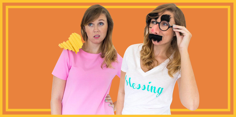 Diy Funny Halloween Costume Ideas