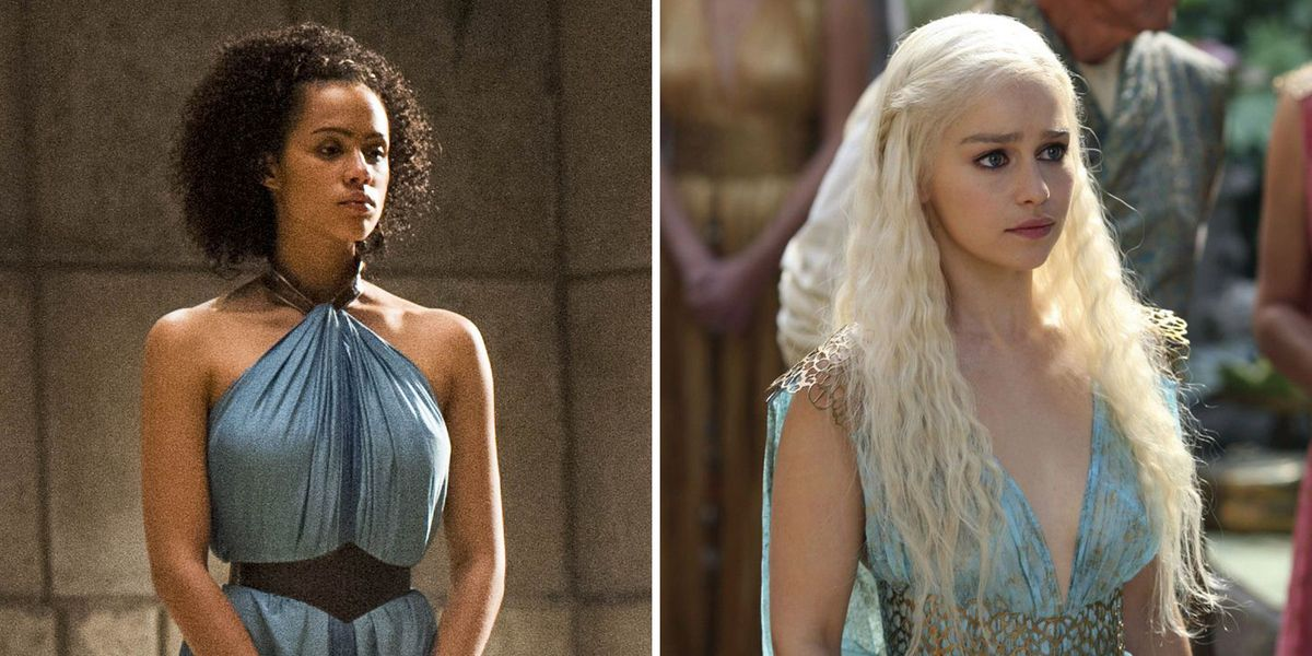 17 Easy DIY 'Game of Thrones' Halloween Costume Ideas