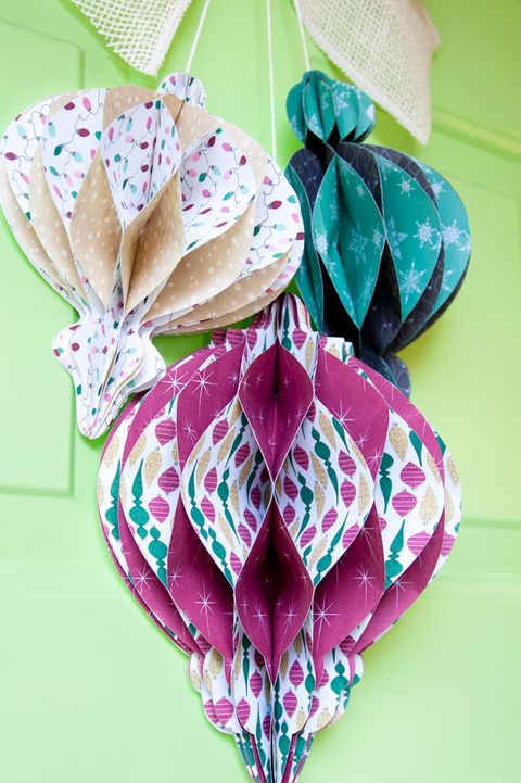 10 Best Paper Christmas Decorations In 2018 Diy Paper Christmas